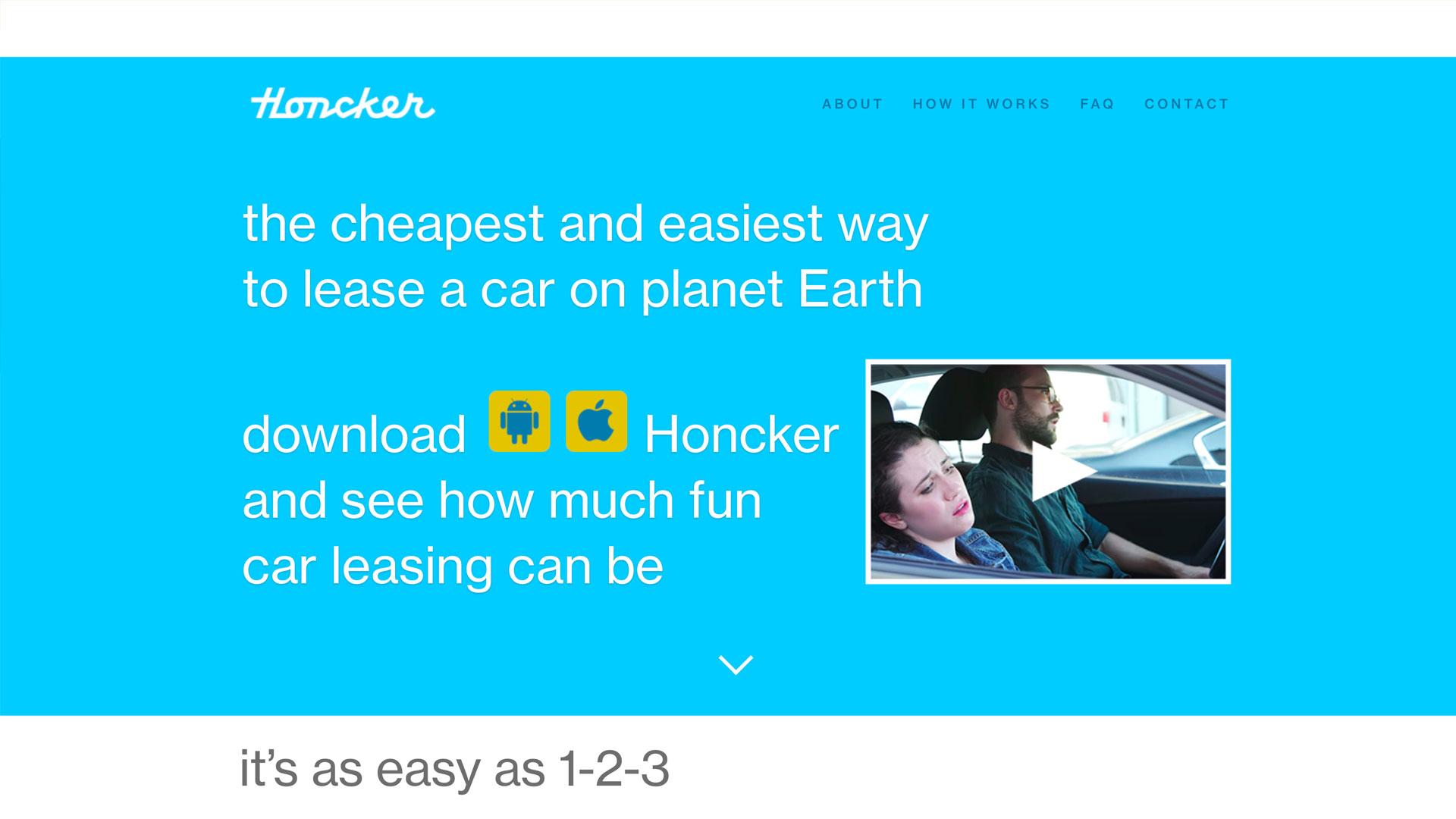 Honcker
