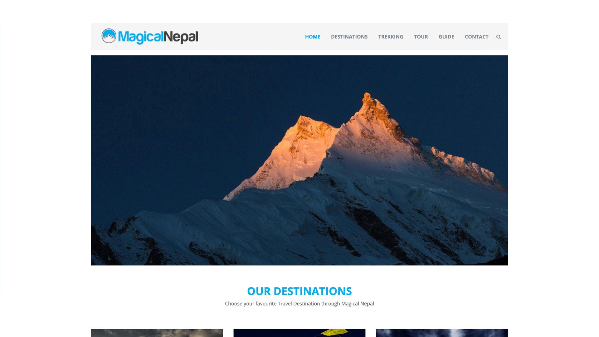 Magical Nepal